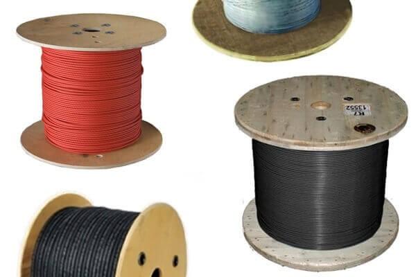 Ассортимент отрезных резистивных одножильных, двухжильных и саморегулирующихся греющих кабелей и готовых нагревательных секций