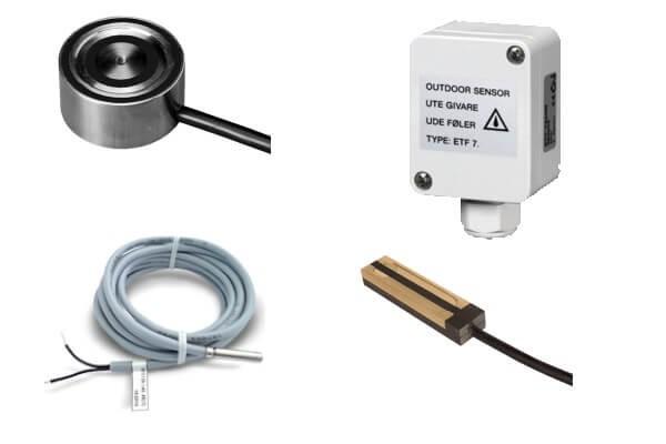 Датчики контролю для систем сніготанення та антиобледеніння - зовнішнього електрообігріву